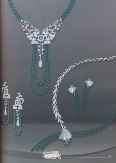 JEWEL CONCEPT JEWELLERY BOOK