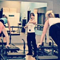 Is 2013 your year to get healthy? Try Beyond Studios (I love Beyond Pilates) - patience, push, and encouragement. Any forward movement is GOOD.  https://www.facebook.com/#!/beyondstudiosdallas