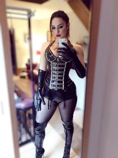Latex, leather, lingerie and Latex Wear, Sexy Latex, Catsuit, Pvc Leggings, Leather Corset, Leather Lingerie, Sexy Women, Women Wear, Long Gloves