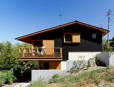 磯村建築設計事務所 の モダンな 家 IR House