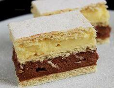 """Ne kérdezzétek hogy miért is Hungarian Desserts, Hungarian Cake, Hungarian Recipes, Sweet Cookies, Cake Cookies, Sweet Treats, Sweet Recipes, Cake Recipes, Dessert Recipes"