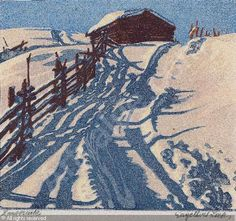 View Sonniger Wintertag by Engelbert Lap on artnet. Browse upcoming and past auction lots by Engelbert Lap. Winter Landscape, Landscape Art, Landscape Paintings, Linocut Prints, Art Prints, Block Prints, Ligne Claire, Winter Art, Winter Light