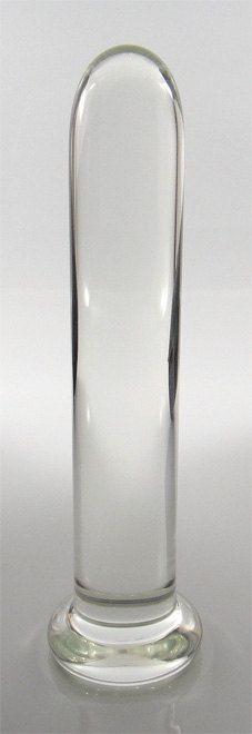 4 media de cristal dilatador Vaginal o Anal por LusciousPlaythings