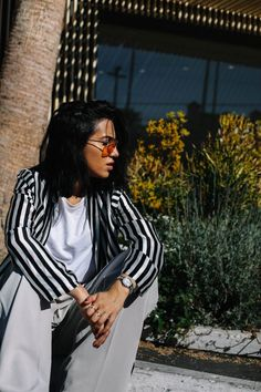 Chic Summer Vibes of the 90's | Tania Sarin