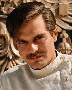 Omar Sharif   I loved him in Funny Girl and of course, Dr. Zhivago!!!
