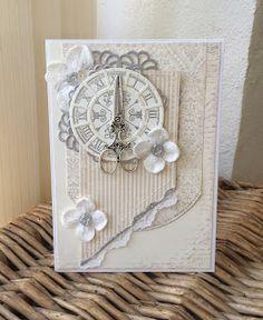 Blomsterbox: Kort med saks