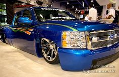 SEMA Cars 2007 - Import Cars - Tuner Cars - Exotic Cars - Luxury Cars by automotiveappearance.tv, via Flickr
