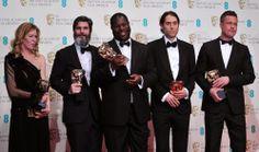 'Gravity' y '12 años de esclavitud' triunfan en los BAFTA 2014