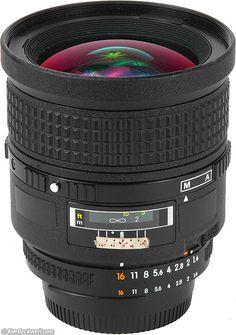 Nikon 28mm f/1.4 AF-D (1994-2006) $3499.00