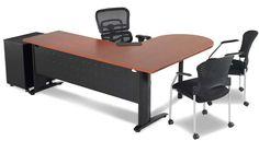 l shaped office desk | Shaped Desk