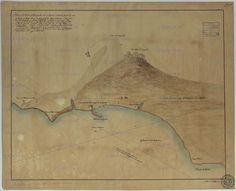 Antiche mappe di Agrigento e di alcuni Comuni della Provincia