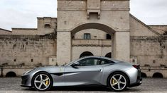 2018 Ferrari Portofino first drive: Mission accomplished   Share  Facebook  Tweet  Pinterest  Email     The 2018 Ferrari Portofino is the California T plus 5 to 10 percent. Almost literally.  Improvements throughout make the Portofino roughly 10 percent more efficient than the car it replaces in Ferraris lineup. Its 5 percent lighter than the California T and 7 percent more powerful with 6 percent less drag. It accelerates to 125 mph four percent more quickly. It delivers nearly 10 percent…