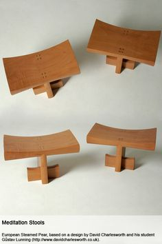 ... YouTube | Carpentry projects | Pinterest | Meditation, Benches and Zen