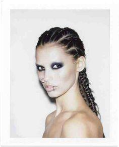 #kazar #inspiration #makeup #modern