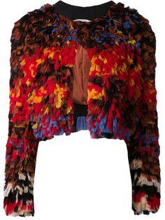 Givenchy Fringed Bolero Jacket - Dell'oglio - Farfetch.com