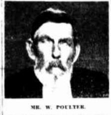 Mr W Poulter -1938 was oldest born native resident of Maryborough.