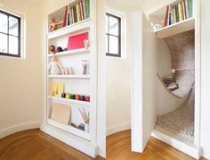 Even James Bond would be jealous of the secret passageways these people installed in their homes. - Reading Nook #architecture, #hidden, #ho...