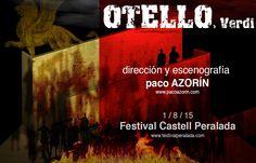 PACO AZORÍN | Otello