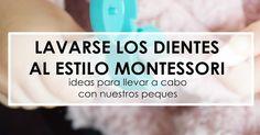 """Como siempre, me gusta matizar que cuando hablo de """"estilo Montessori"""" me refiero a que sigue los principios que sustenta esta filosofía y ..."""