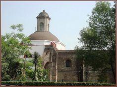 San Jerónimo, Claustro de Sor Juana, Ciudad de México.