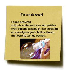 Tip van de week