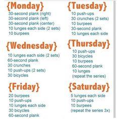 Daily workout #Padgram
