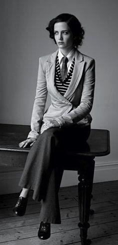 Eva Green in Cracks (2009). Costume Designer: Alison Byrne