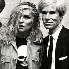 Skull - Debbie Harry inspired £15.99 #blondie