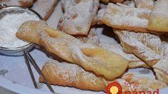 Zemplínske tvarohové fánky – najlepší recept: Fašiangy si bez nich nevieme predstaviť, pečú sa na dvoch panviciach naraz! French Toast, Breakfast, Food, Basket, Eten, Meals