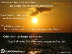 Grief love