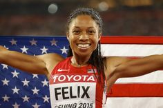 Nike's 3D Printed Shoes Give Allyson Felix Better Chances At the 2016 Olympic Games in Rio #3DPrinting