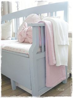FRIVOLE , pretty for nursery / little girls room .