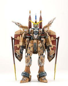 Claijee's Hobbies: 1/144 RG ZGMF-X09A Justice Gundam custom paint (ph...