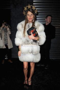 Anna Dello Russo - Fashion Director at Large & Creative Consultant, Vogue Nippon -