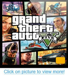 Grand Theft Auto 5: Kindle Fire Edition - Join the hottest new social network for gamers! http://Player.me