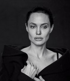Анджелина Джоли в WSJ. Magazine