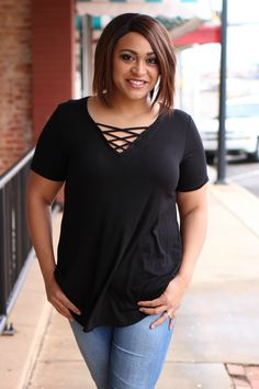 9078611fe7 24 Best Basic Tops - Curvy images | Basic tops, Size 12, One faith ...