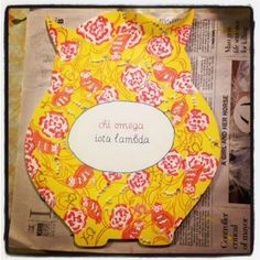 Just finished painting a wooden owl with the Lilly print!! Can't wait to hang it up in my dorm!