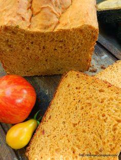 Stare Gary: Chleb pomidorowy drożdżowy z maszyny do chleba