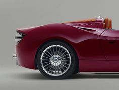 Spyker B6 Venator Spyder - The stunning Spyker B6 Venator Spyder concept car was recently unveiled at the Salon Privé in London and elicited an extremely positive resp...