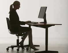 Beware the sitting trap! What you can do to keep moving, even at the office.