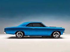 Chevrolet Chevelle!