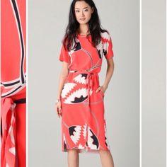 I NEED this dress!!! DVF ❤