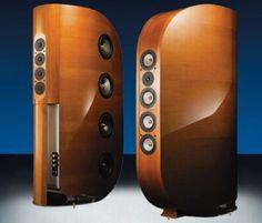 Opera Caruso loudspeakers