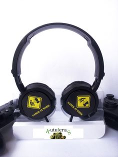 AURICULARES GAMER WORK friki mp3 pc ps4 xbox cod por Kutuleras, €33.00