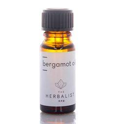 bergamot essential oil (citrus aurantium bergamia) 100% pure essential oil 10ml e, £8.50