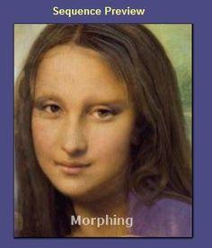 FotoMorph, logiciel de morphing gratuit
