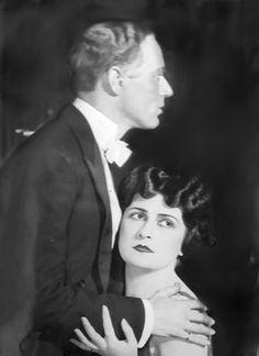 """In """"Aren't We All"""", 1923"""