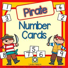 Be ready for Talk Like a Pirate Day on September Free pirate number cards and lots of fun ideas for games using them, @ Classroom Freebies! Pirate Day, Pirate Theme, Classroom Freebies, Math Classroom, Teaching Addition, Pirate Activities, Teaching Schools, Math Numbers, Guided Math
