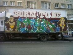 Born to be wild - FD Crew - Boulogne